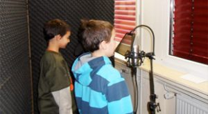 Hörspiel-Kids